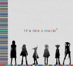 It's like a music