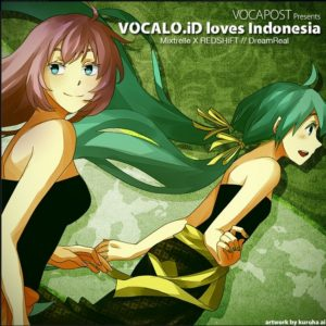 VOCALO.iD loves Indonesia
