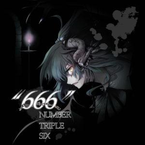 """666"" NUMBER TRIPLE SIX"