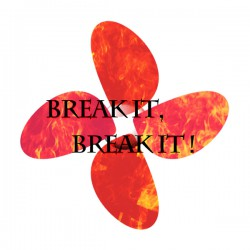 BREAK IT BREAK IT