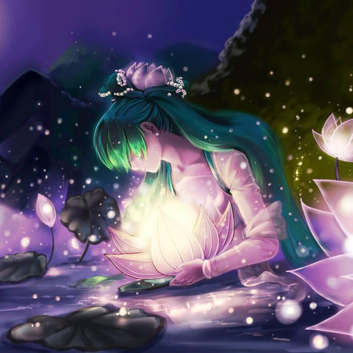 Lotus Flower Girl Mikudb