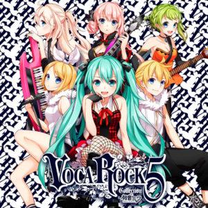 VOCAROCK collection 5 feat. Hatsune Miku