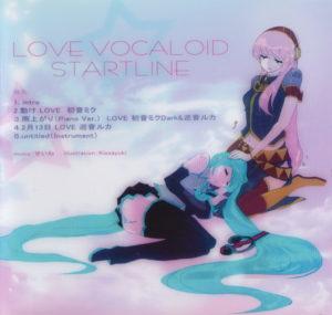 LOVE VOCALOID STARTLINE