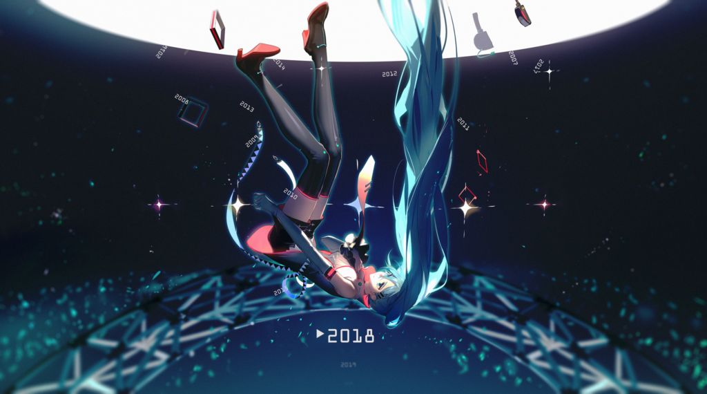 My Top 10 Vocaloid Albums of 2018 - MikuDB
