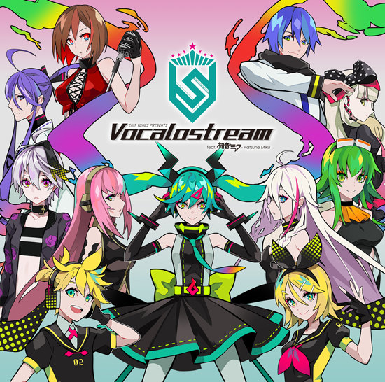 Your Source for Vocaloid music!